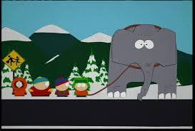 3 minutes black elephant ass