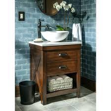 bowl sink vanity. Rustic Bathroom Vanity With Sink Vanities Bowl Sinks Interesting Vessel