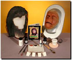 zombie prosthetics fx make up kit image prosthetics make up kitasks scroll down for desired item cash money order s