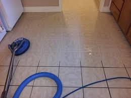 the advantages of professional tile and grout cleaning