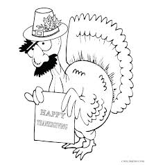 funny coloring pages thanksgiving colouring for s