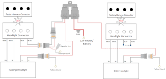how to swap in oem hid projector headlights into 2nd generation wiring diagram images statusicon wol error gif this image has been resized click this bar to view the full image