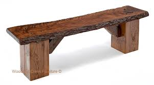 antique wooden bench. Rustic Antique Wooden Bench L
