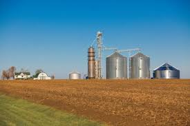 Harvestore Silo Capacity Chart The Difference Between Grain Bins And Silos