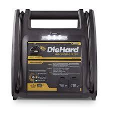 Diehard 71687 950 Peak Amp 12v Jump Starter With Usb 12v Portable Power Ports And 150psi Air Compressor