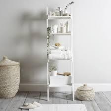 furniture ladder shelves. bathroom ladder shelf the white company furniture shelves t