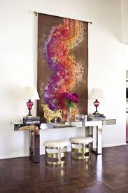 console table could fit a lot of objects to display and could become a shiny room s