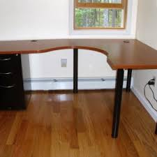l shaped desk for small spaces. Wonderful Shaped Surprising L Shaped Desk For Small Space Images Ideas In Spaces A