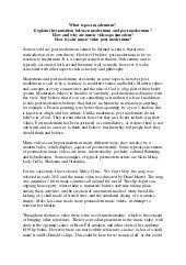 postmodernism essay postmodernism essay what is postmodernism  what is post modernism essay