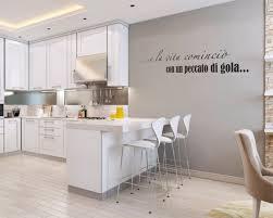 Adesivi murali chef cucina delicatessen. fai da te del peter pan