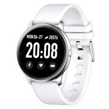<b>Умный браслет Kingwear</b> KW19 1,3-дюймовый Bluetooth ...