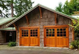 bgd 233 swinging gany garage or carriage doors
