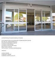 glass door repair kl