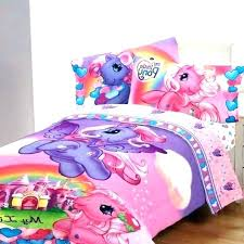 my little pony bedroom bedding twin post bed set queen size 4 pc wall my little pony bedroom new bedding set