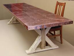 copper dining table uk. amazing copper dining room tables 92 on table with uk s