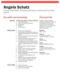 Resume For High School Graduate With No Experience Megakravmaga Com
