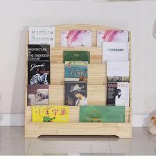 magazine rack office. magazine racks office furniture home commercial 1008230cm solid wood bookcase children rack
