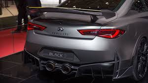 infiniti q60 blacked out. infiniti q60 black s concept blacked out b