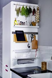 Small Picture Small Kitchen Storage Idea Decorating Ideas for Small Flats