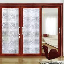 Cooja Statische Fensterfolie Dunkel Blickdicht Uv Schutzfolie