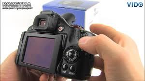 <b>Фотоаппарат Canon Powershot</b> SX30 IS - YouTube