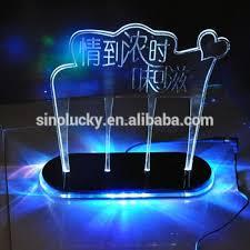 Led Light Box Display Stand Acrylic Light Box Display Stand Acrylic Led Light Display 24