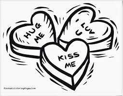Small Picture 106 best Valentine Coloring Pages images on Pinterest Draw