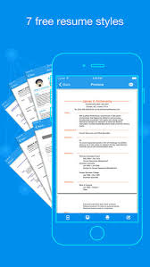 app resume quick resume resumes builder and designer on the app store