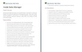 Roles Of A Sales And Marketing Manager Pin By Hsteen On Work Flow Sales Report Template