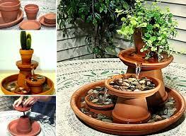fascinating diy indoor fountain in home decoration ideas with awesome indoor fountain ideas