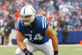 Indianapolis Colts 2016 Position Preview Offensive Line