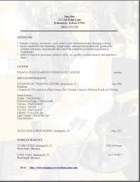 10 cosmetology resume samples you must see sample resumes resume for cosmetologist
