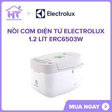 SO SÁNH GIÁ NỒI CƠM ĐIỆN TỬ ELECTROLUX ERC6503W - 1.2L (TRẮNG) - HÀNG CHÍNH  HÃNG | Shopee Lazada Sendo Tiki | Nên mua ở đâu rẻ nhất - KHUYENDUNG.net -  Tiêu dùng thông minh