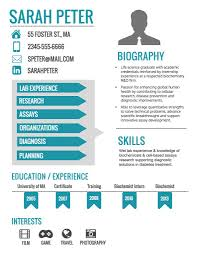 Simple Online Resume Create Infographic Resume Online Callingallquestions Com
