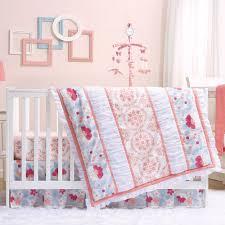 camilla c and blue baby girl crib bedding 20 piece nursery essentials set com