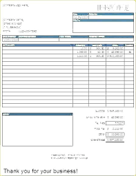 Basic Invoice Template Word Unique Invoice For Work Done Template Chaseeventsco