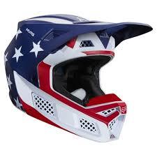 Fox Racing V3 Prey Motocross Helmet From Dirtbikebitz