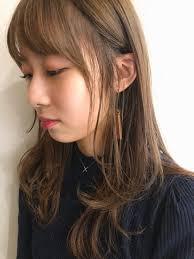 前髪あり エフォートレス 秋 透明感joemi By Unami 新宿内田航
