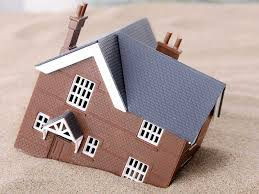 why is my house sinking and what should