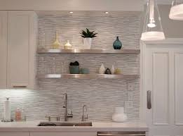 collect this idea stainless floating shelf