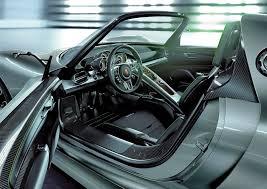 918 spyder interior. p10_0248 918 spyder interior