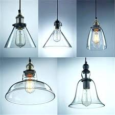 glass lamp shades ideas replacement for ceiling light lights with amazing uk