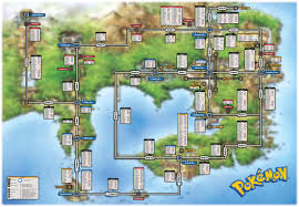 here is a map i made with the location and info for all catchable