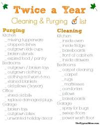cleaning schedule printable house cleaning schedule the typical mom