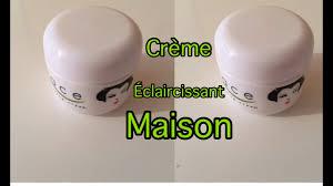 astuce maison ment fabriqué la crème Éclaircissante maison you