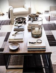 do you have a collection you have always wanted to showcase use your coffee table to put it on display