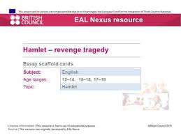 hamlet it is set in there were earlier versions of  this project and its actions were made possible due to co financing by the european