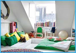 bedroom ideas for teenage girls green. Cool Green Attic Bedroom Ideas For Teenage Girls With Medium Sized Rooms Space R