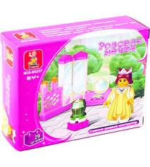 Конструктор <b>Sluban</b> «<b>Трюмо принцессы</b>» 29д. | Магазин детских ...