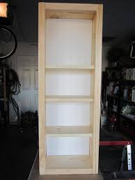 Open Kitchen Cupboard How To Build A Simple Kitchen Cabinet For Open Display Home